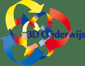 3D nieuwe logo